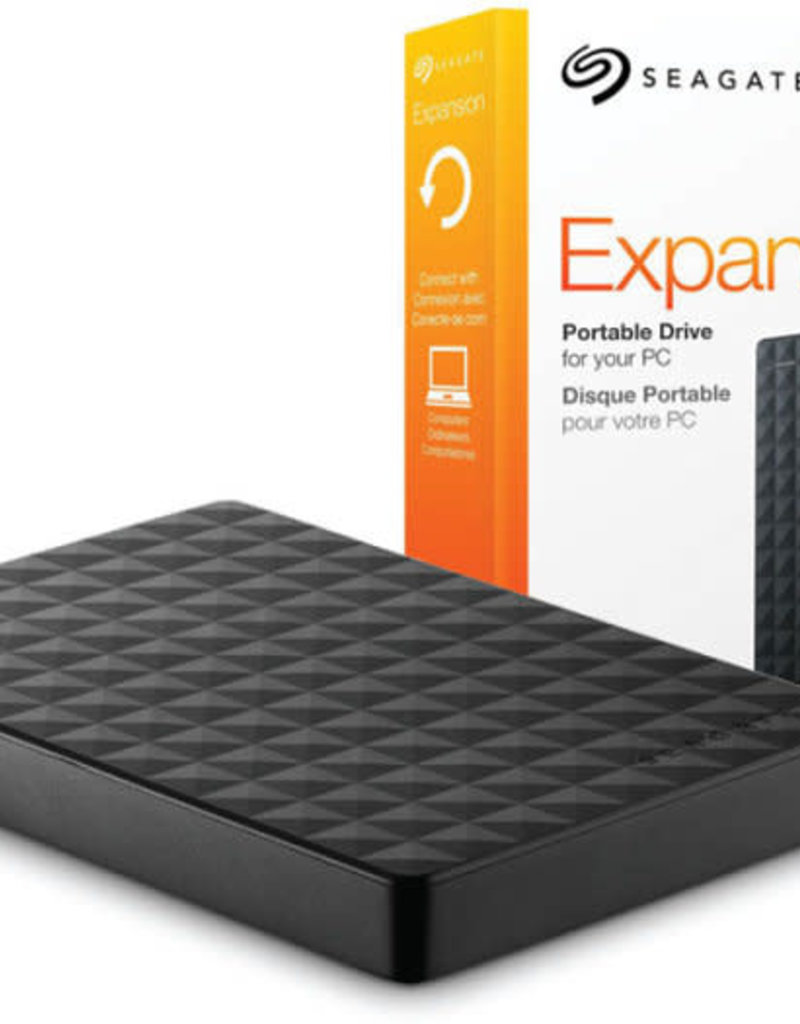 Seagate Seagate Expansion 2TB USB 3.0 2.5in STEA2000400