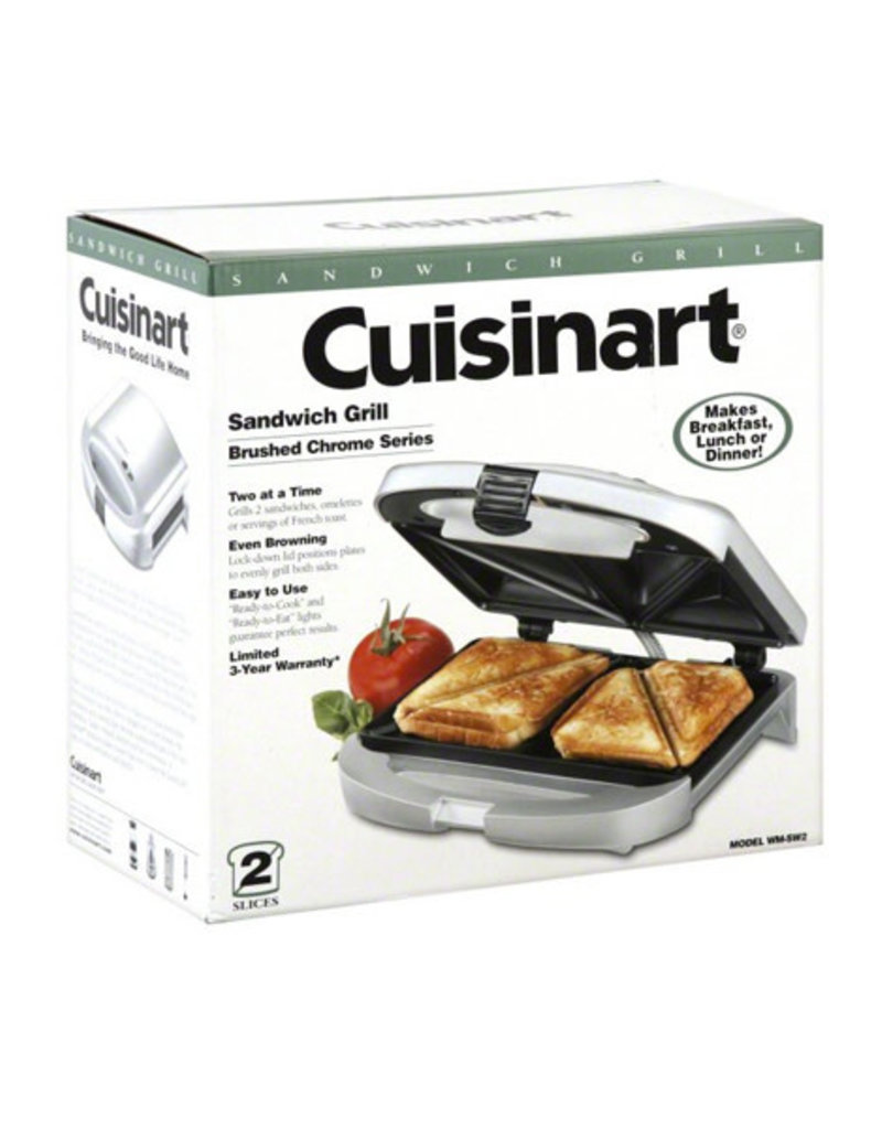Cuisinart Two Sandwich Grill