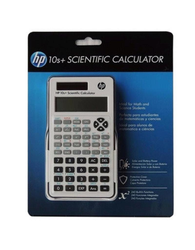 HP HP 10s+ Scientific Calculator NW276AA#B1K 3Month Warranty