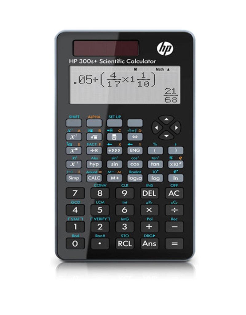 HP HP 300s + Scientific Calculator