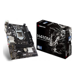 Biostar Biostar H410MH Motherboard LGA 1200 Intel 10th Generation