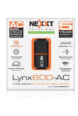 Nexxt Nexxt Lynx600-AC USB Wireless AC Adapter 600Mbps AULUB605U1