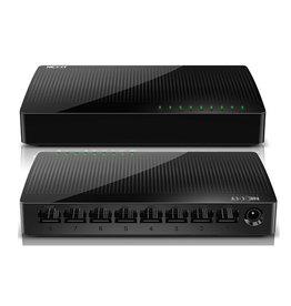 Nexxt NEXXT Naxos800-G 8 Port Gigabit Ethernet Switch ASBDT084U2