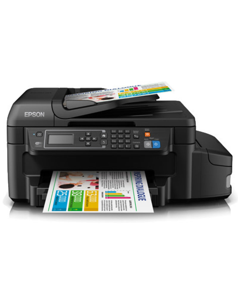 Epson Epson L656  EcoTank 110V AIO Printer Automatic Duplex