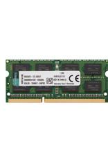 Kingston Kingston 8GB 1600Mhz DDR3 CL11 SODIMM KVR16LS11/8