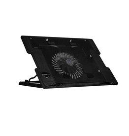 Argom Argom ARG-CF-1594 Adjustable Notebook Cooling Pad 2 USB Ports + 1 Large Fan