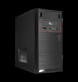 Xtech Xtech Micro ATX Case CS5 with 600W PSU XTQ-100 CS511XTK06