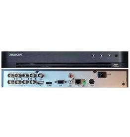 Hikvision Hikvision DS-7208HQHI-K1 8CH DVR 1 SATA up to 4MP