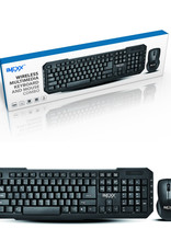 IMEXX IMEXX Wireless Keyboard and Optical Mouse Combo IME-20351EN