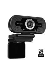 Argom Argom CAM 40 Full 1080P HD Webcam with Microphone ARG-WC-9140BK 6Mths Warranty