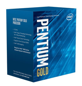 Intel Intel Pentium Gold G6400 4.0Ghz 4MB LGA1200 10th Generation BX80701G6400