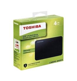 Toshiba Toshiba 4TB USB 3.0 EXT Hard Drive Canvio