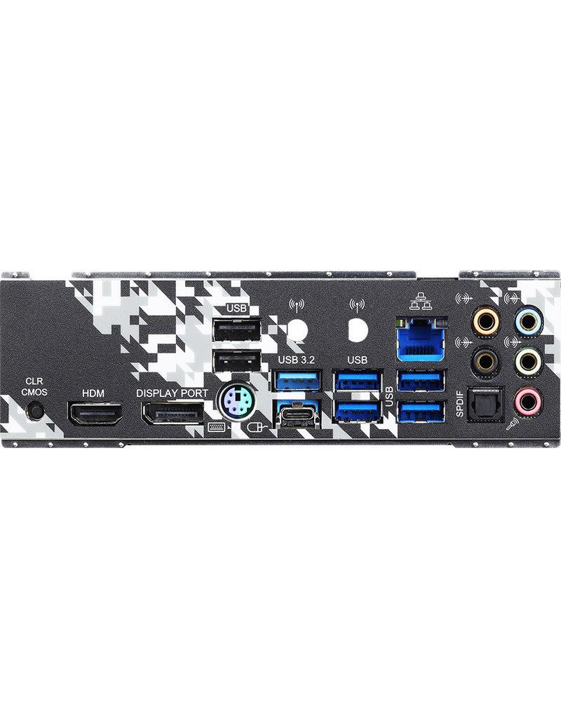 Asrock Asrock B550M Steel Legend AMD AM4 Motherboard 3rd Gen Ryzen Ready 4xDDR4 Polychrome Sync