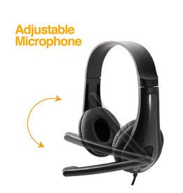 Argom Argom Metro 78 Stereo Headset with Mic. USB2.0 ARG-HS-0078