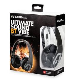 Argom Argom Ultimate Sound BT Vibe Bluetooth Headset Black ARG-HS-2552BK