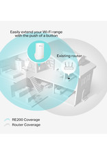 TP-Link TP-Link AC750 WiFi Range Extender RE200(EN)