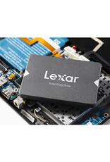LEXAR Lexar NS100 512GB NS100 2.5in SATA III 6Gb/s LNS100-512RBNA