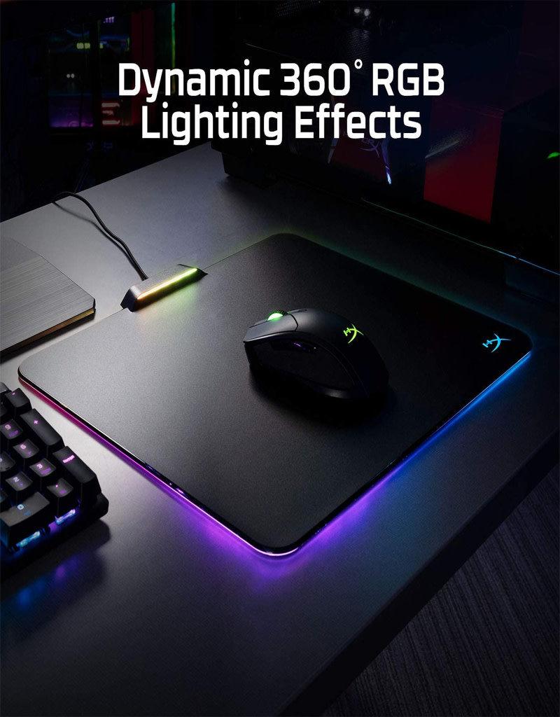 Kingston Kingston HyperX Mousepad Fury Ultra RGB HX-MPFU-M