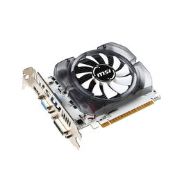 MSI MSI VGA GeForce GT730 2G DDR3 HDMI + DVI + VGA N730-2GD3V3