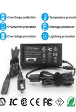 UL Listed 19V 3.42A Universal Laptop Charger 19 Volt 65W