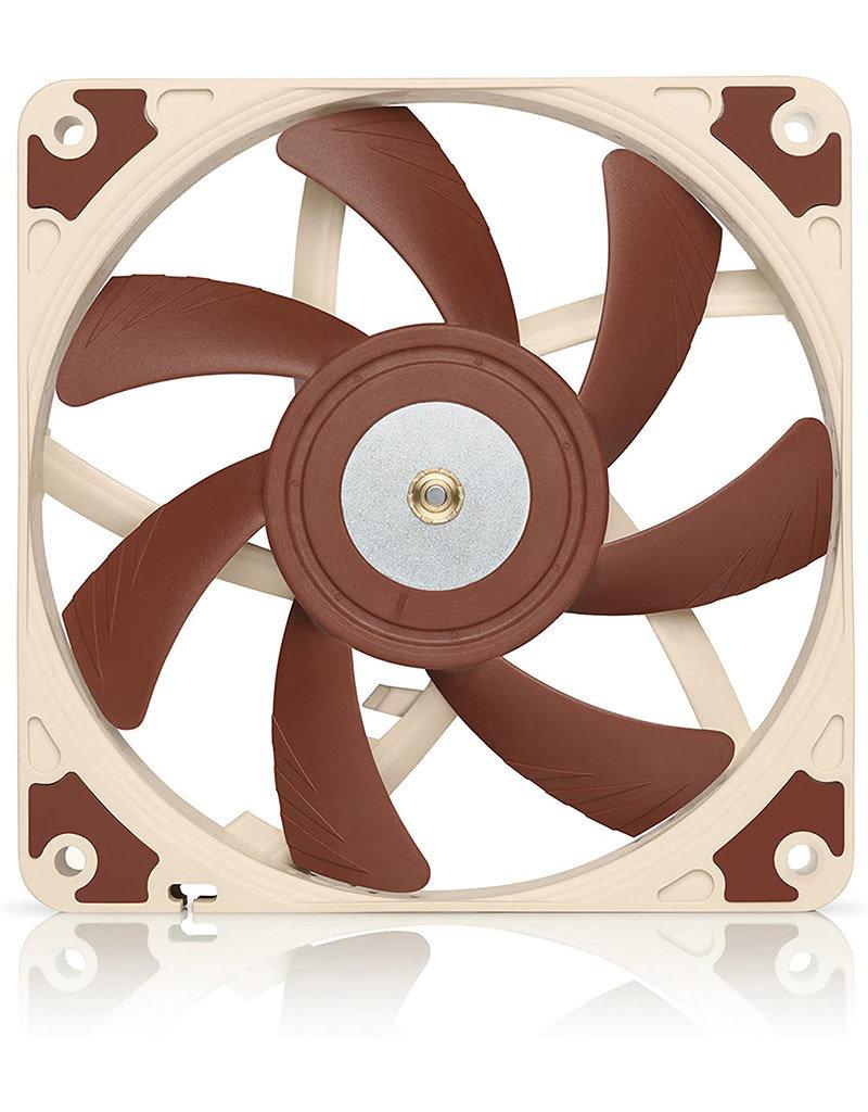 Noctua Noctua NF-A12x15 PWM, Premium Quiet Slim Fan, 4-Pin (120mm, Brown)