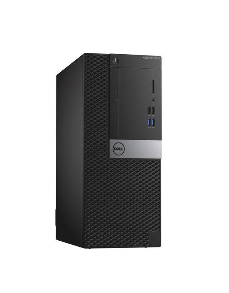 Dell Dell OptiPlex 5040 Desktop Core™ i5-6500 3.2GHz 240GB SSD 8GB DVD-ROM WIN10 Pro