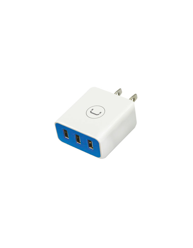UNNO UNNO Tekno Wall Fast Charger Triple USB PW5053WT