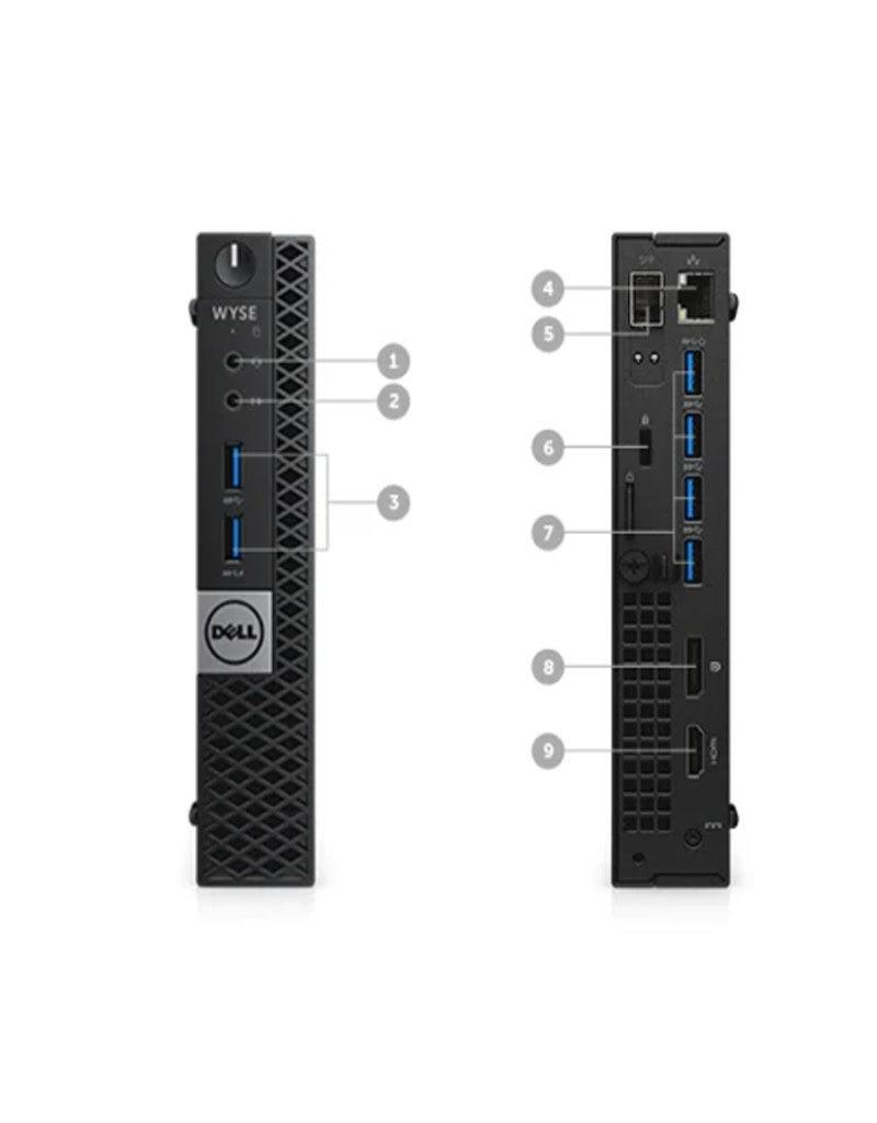 Dell Dell Wyse Intel i5-6500TE, 8GB RAM Windows 10 PRO Out of Box