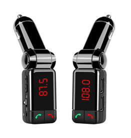 Agiler AGILER BLUBluetooth FM Transmitter With Wireless Calling AGI-10529