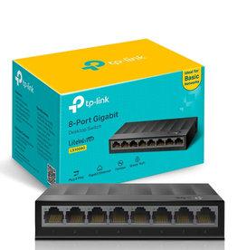 TP-Link TP-Link LiteWave 8-Port Gigabit Desktop Switch LS1008G