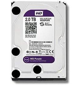 Western Digital Purple 2TB Sata WD20PURZ