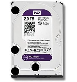 Western Digital Purple 2TB Sata
