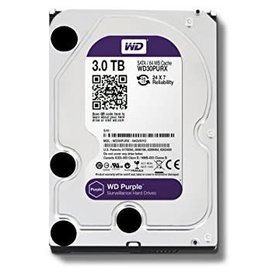 Western Digital Purple 3TB Surveillance Drive
