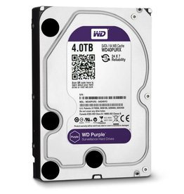 Western Digital Purple 4TB SATA Surveillance Drive