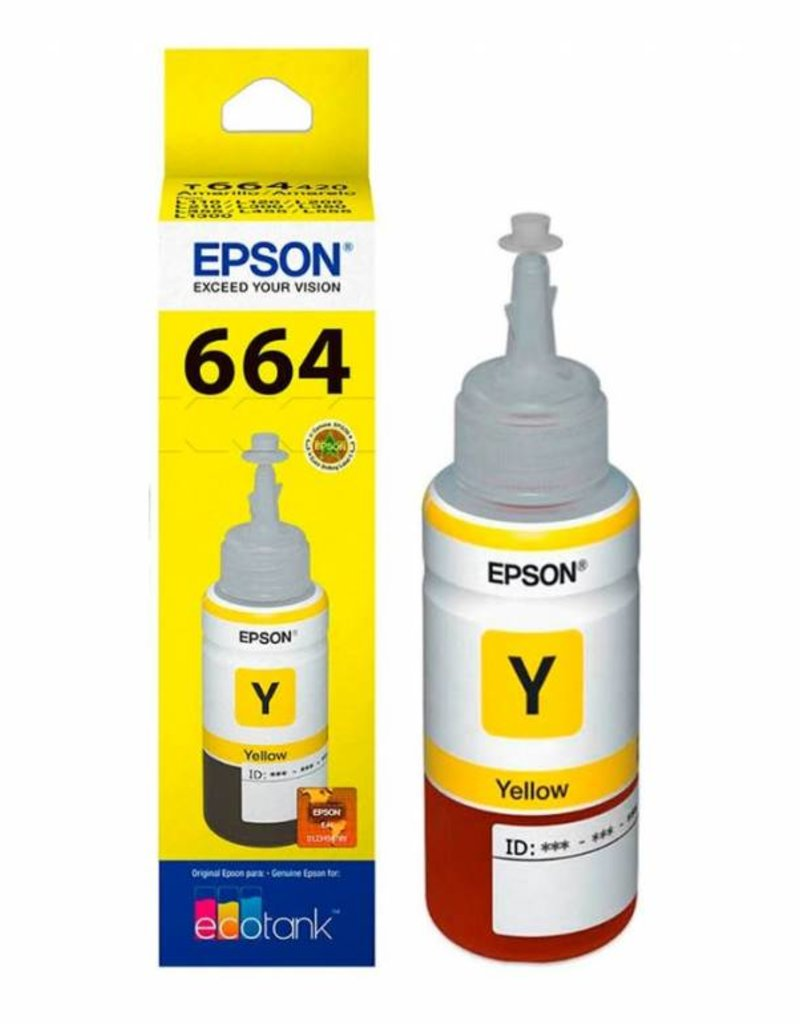 Epson Epson T664420 Yellow Ink