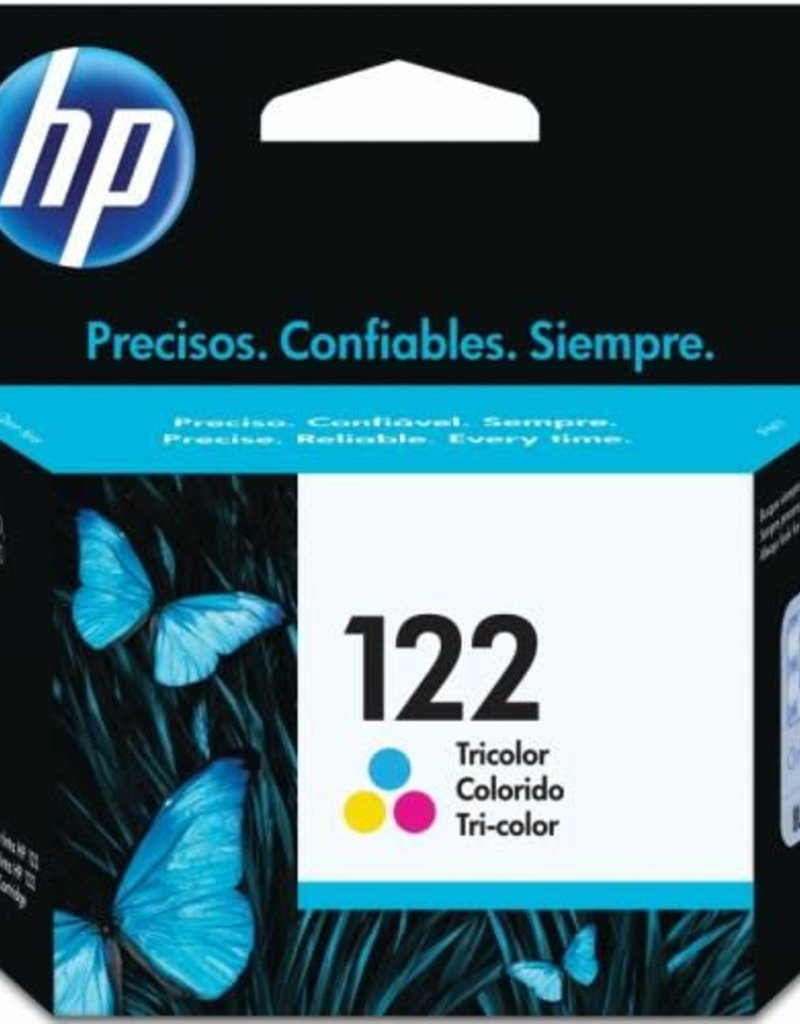 HP HP 122 Coloured Ink