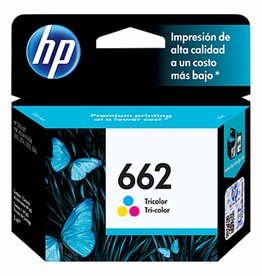 HP HP 662 Colour Ink