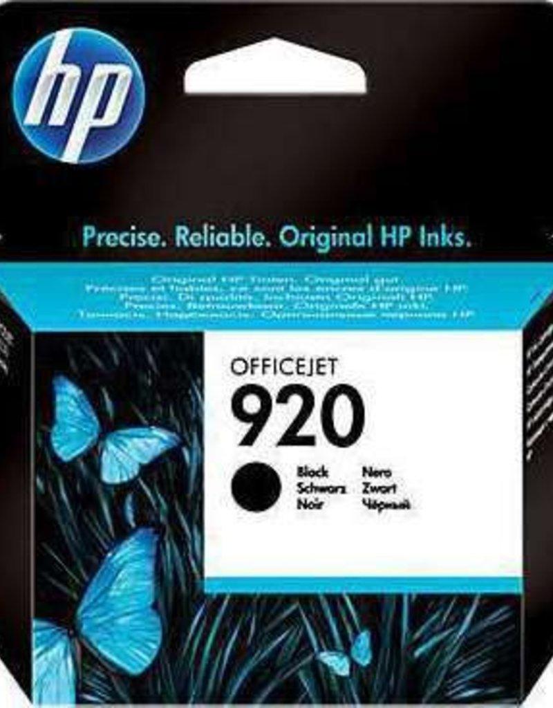 HP HP 920 Black Ink