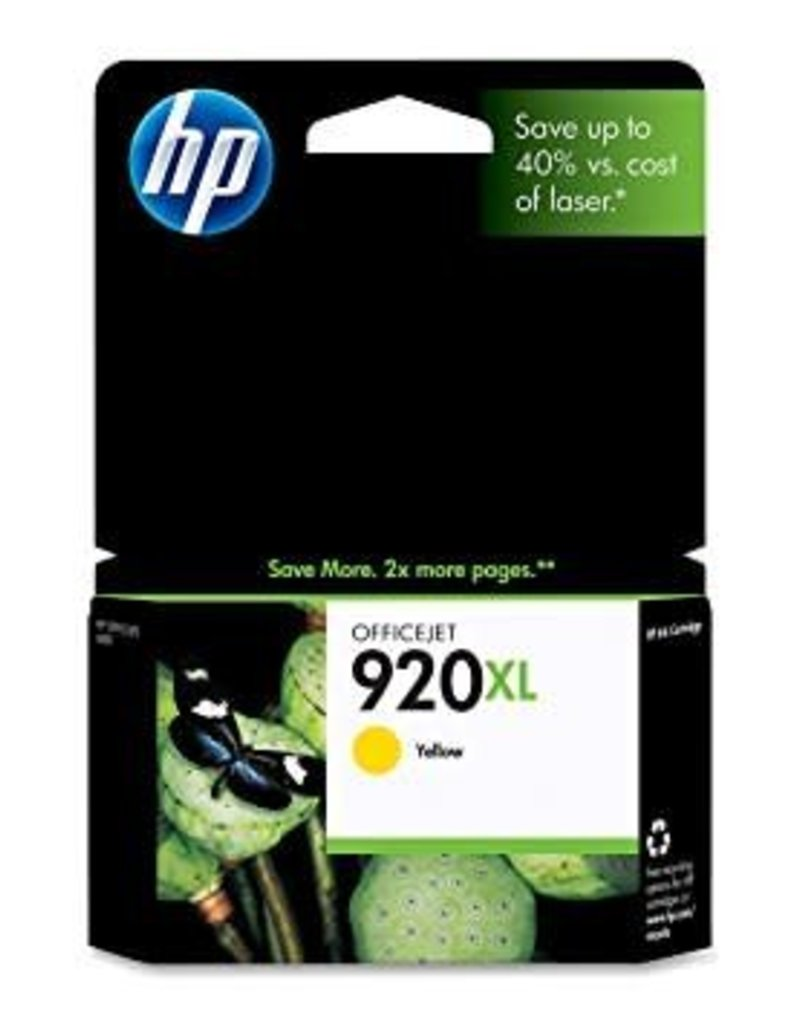 HP HP 920 Yellow XL Ink