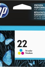 HP HP No.22 Coloured 5ml