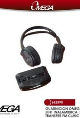 Omega Omega Wireless Headphone 662590