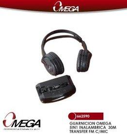 Omega Omega Wireless Headphone 662590