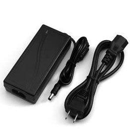 12V-5A Power Adapter with 4 Splitter CRC-12 AC Input 110/220V+15%