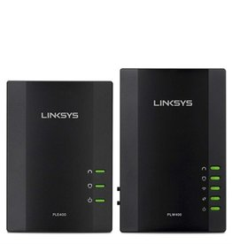Linksys Linksys Powerline 200 WIFI Plug PLWK400