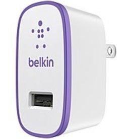 Belkin Belkin Home Wall Charger Purple