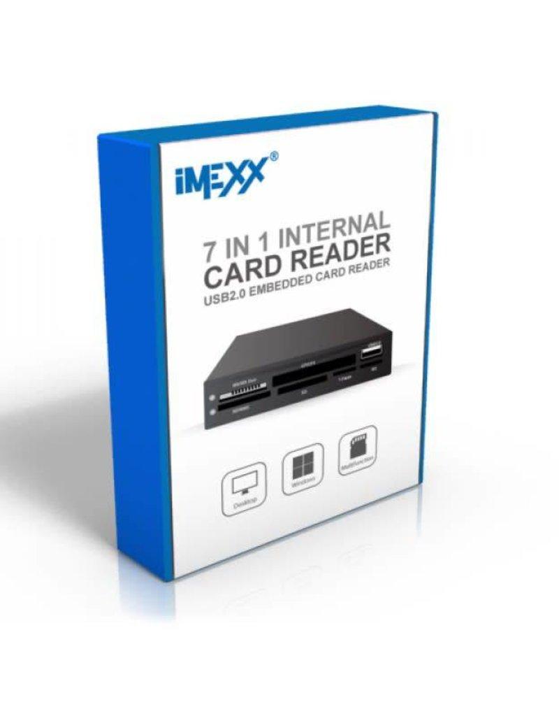 IMEXX iMEXX 7 in 1 Internal Card Reader IME-20236