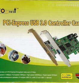 IOCREST IOCREST USB 3.0 PCI-Express Controller Card
