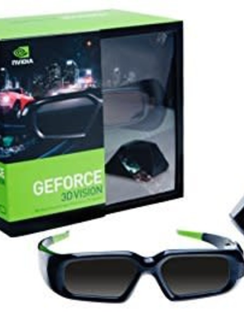 Nvidia Nvidia Geforce 3D Glasses