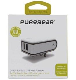 Puregear PureGear Dual USB Wall Charger 60729PG