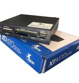 Xtech Xtech XTA170 AIO Card Reader XTA170